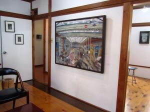 土日画廊「凪のあとに」